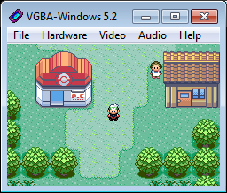 Virtual GameBoy Advance: Portable GameBoy Advance Emulator